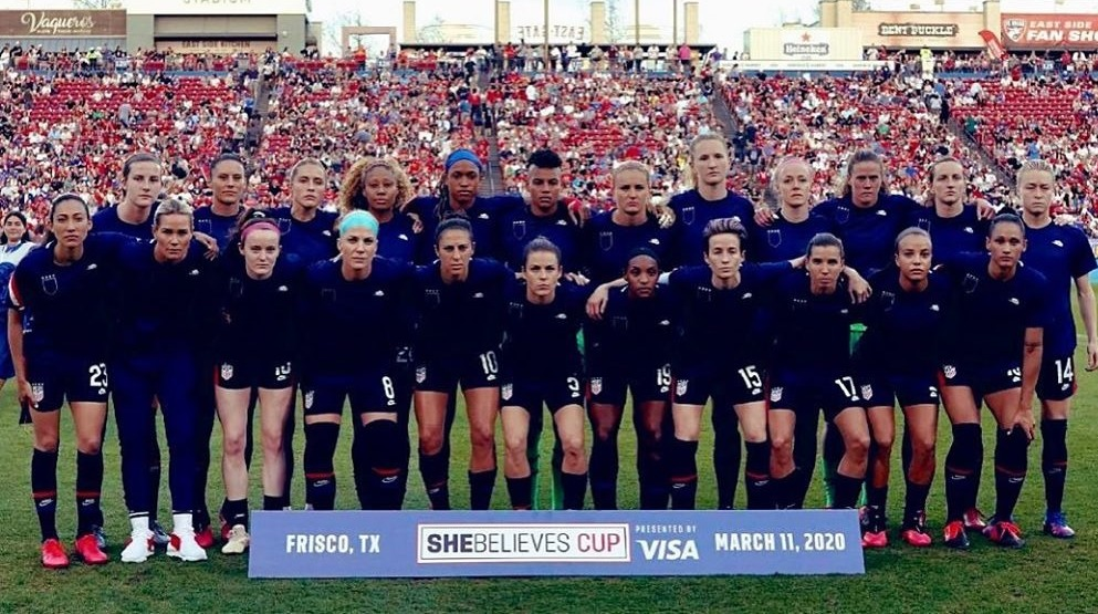 """US Women National Team Deserves Better,""  USSF's Cordeiro Said — Does He Have a Point?"