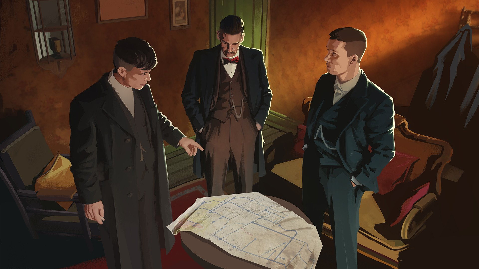 Peaky Blinders: Mastermind Places Players In A Puzzling Detective Mystery Now On Xbox One, PlayStation 4, Nintendo Switch, and PC