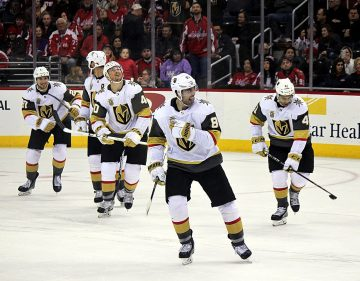 Vegas Golden Knights Smash Vancouver Canucks in the WCF Semis Opener, 5-0