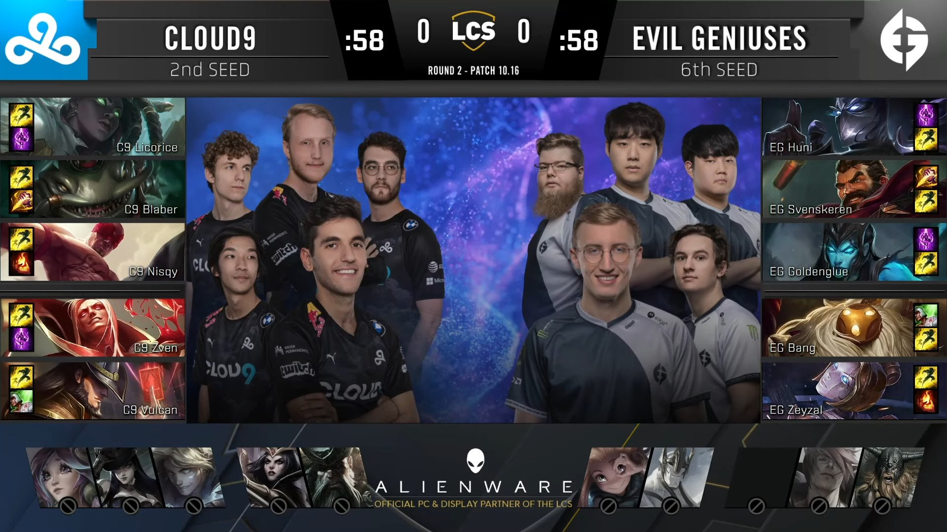 LCS – Cloud9's Hopes Are Still Alive In The 2020 Summer Split As They 3-0 The Evil Geniuses