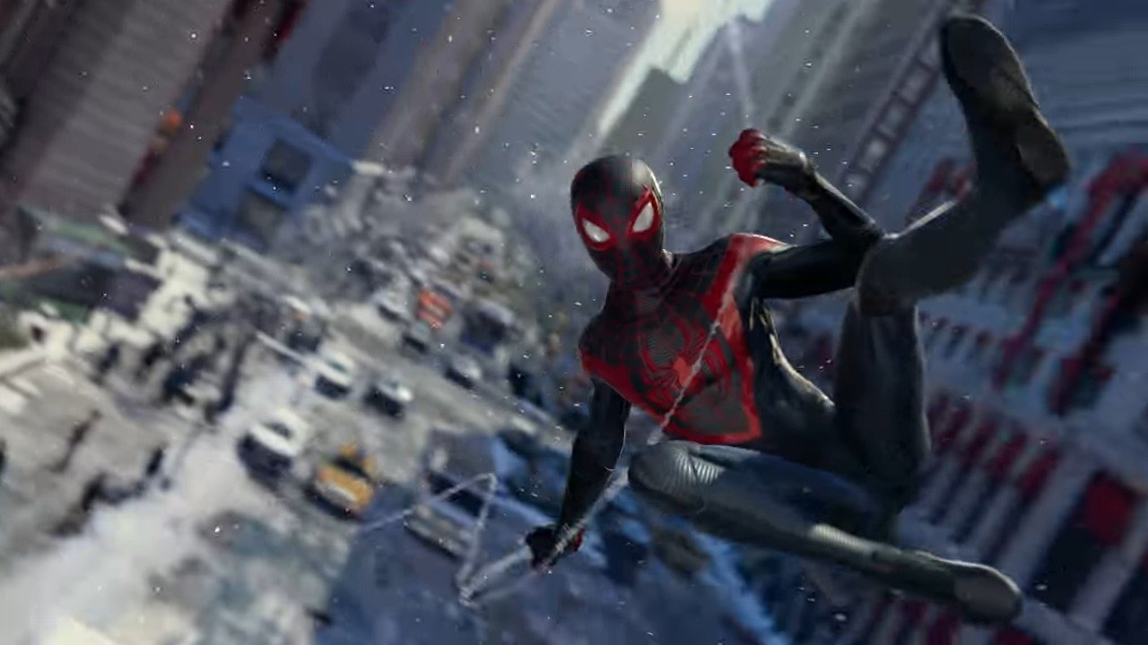 Spider-Man: Miles Morales Gameplay Officially Revealed For The First Time At Sony's PlayStation 5 Online Event