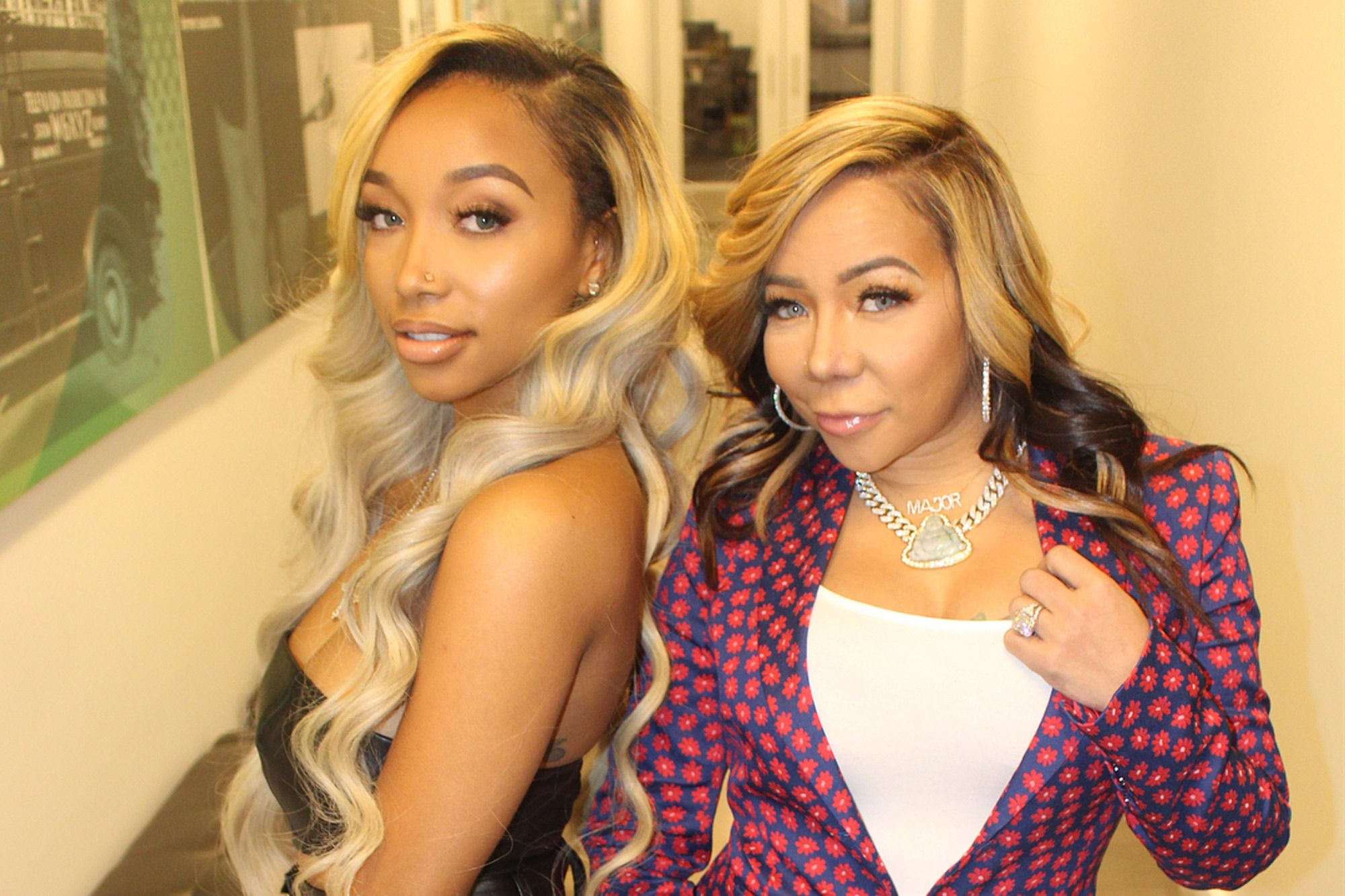 Tiny Harris Wishes A Happy Birthday To Her Goddaughter – See The Gorgeous Young Lady