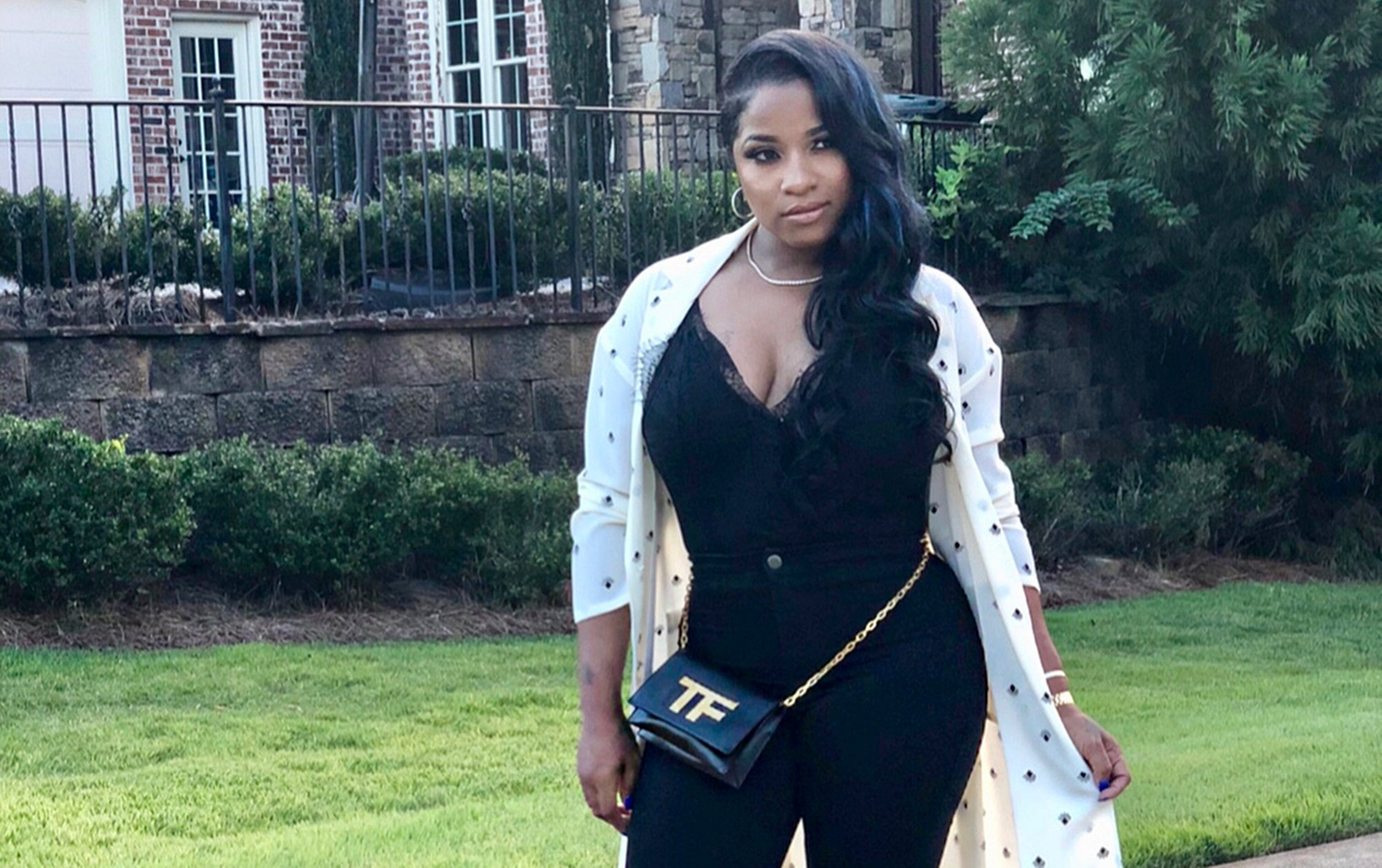 Toya Johnson Shares A Family Photo That Leaves Fans In Awe