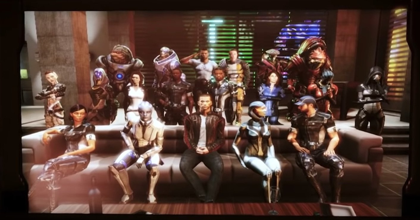 The Rumored Mass Effect Trilogy Remaster Will Reportedly Be Called Mass Effect: Legendary Edition