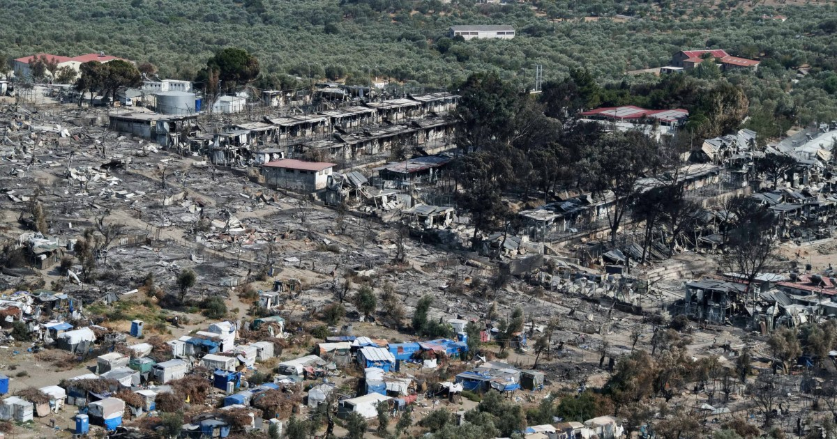 The ashes of Moria refugee camp could poison European politics