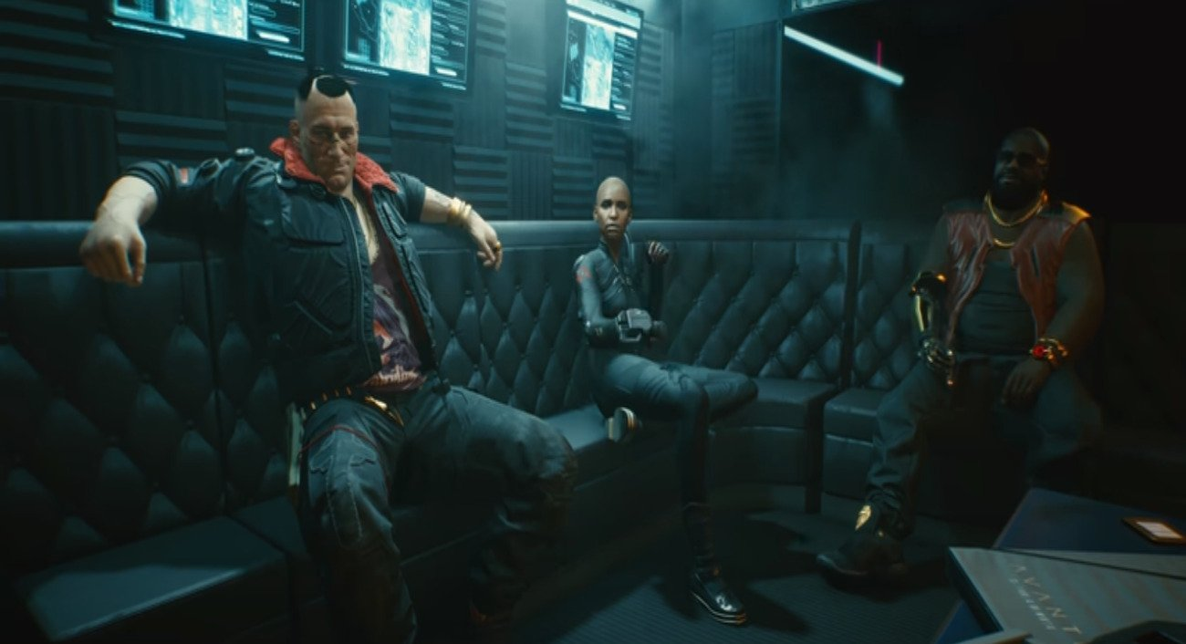 Cyberpunk 2077's Latest Night City Wire Event Is Set For Next Friday