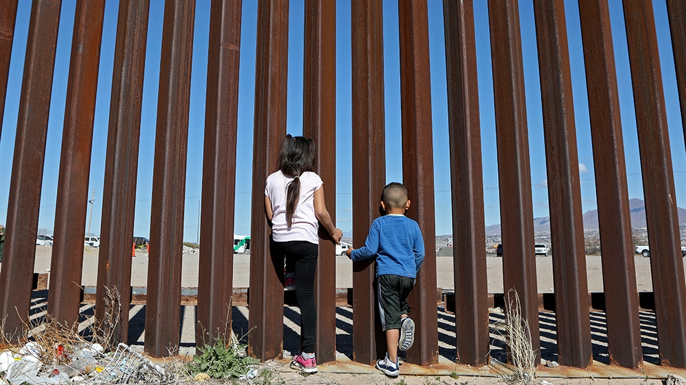 About 8,800 unaccompanied children expelled at US border