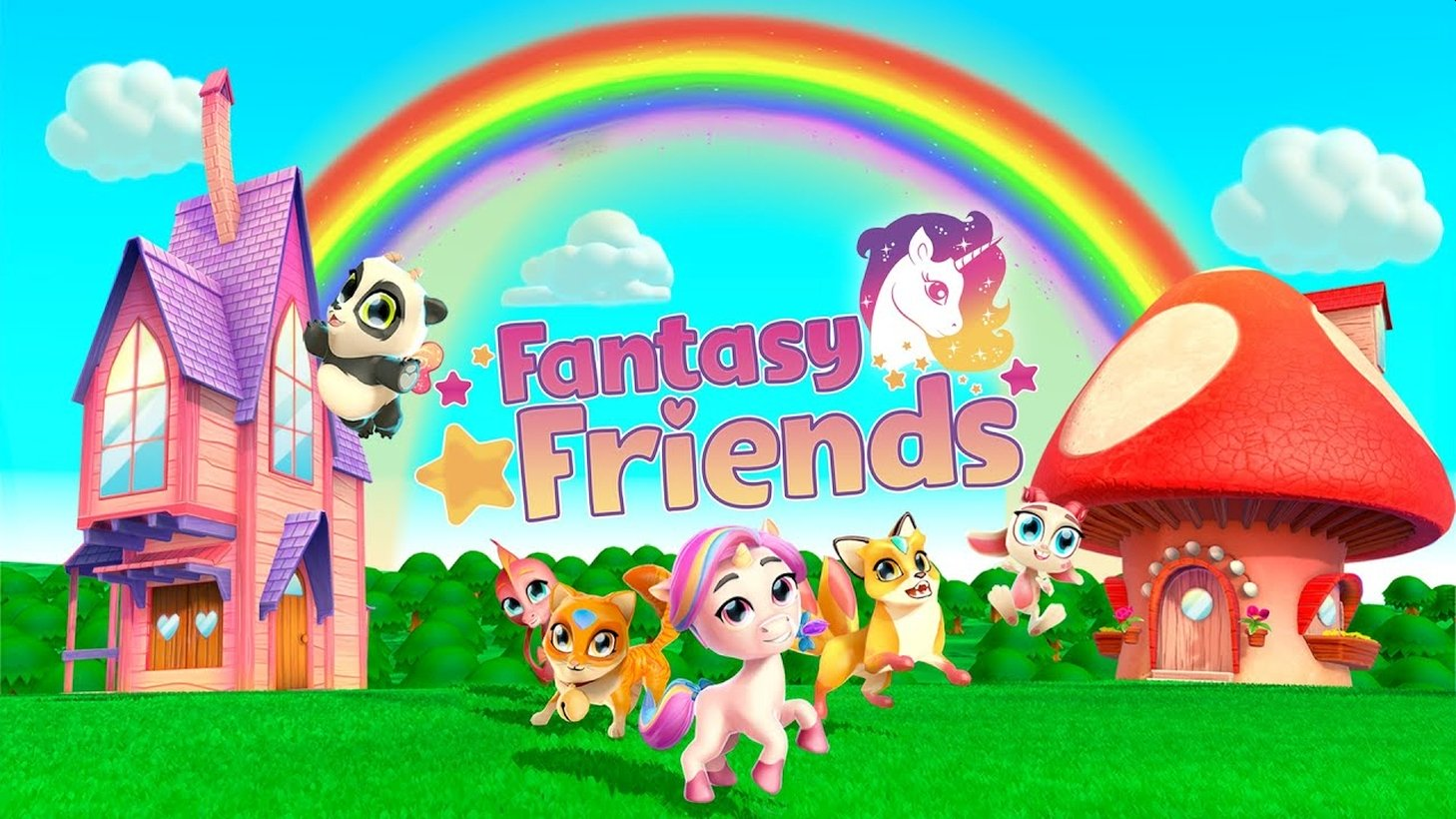 The Magical World of Fantasy Friends Heads To PC And Consoles In Q4 2020