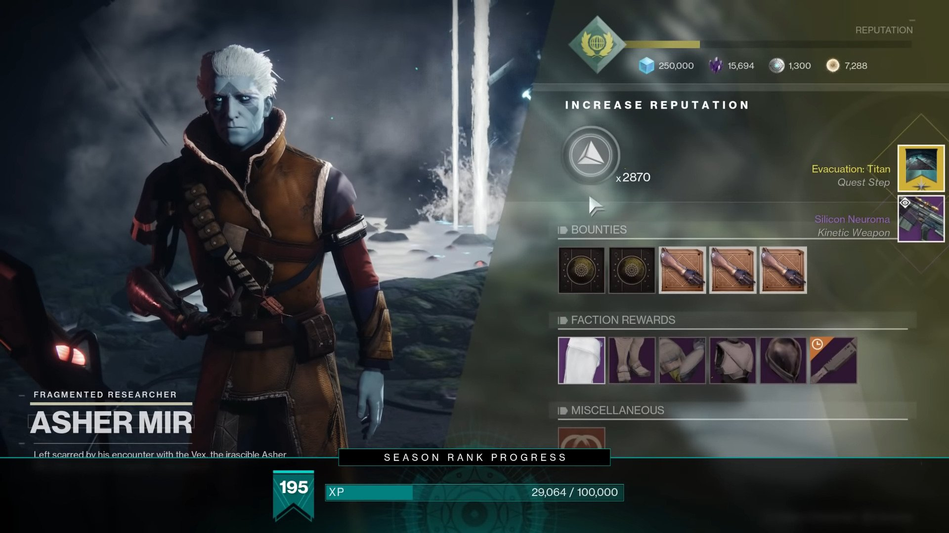Destiny 2: Weekly Reset For 9/22 Features Strange Terrain Nightfall And Io Flashpoint