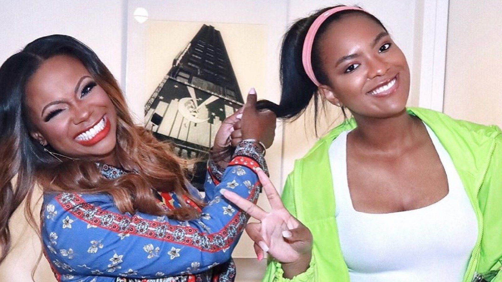 Kandi Burruss Shares A Life Update On YouTube – Check Her Out Cooking With Riley Burruss And More