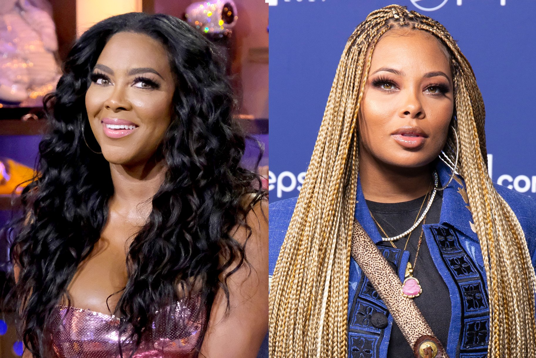 Eva Marcille Raises A Tough Issue And Kenya Moore Offers An Answer That Sparks Massive Debate