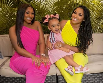 Reginae Carter Shows Off Her Toned Body In These Camo Pants And Impresses Fans