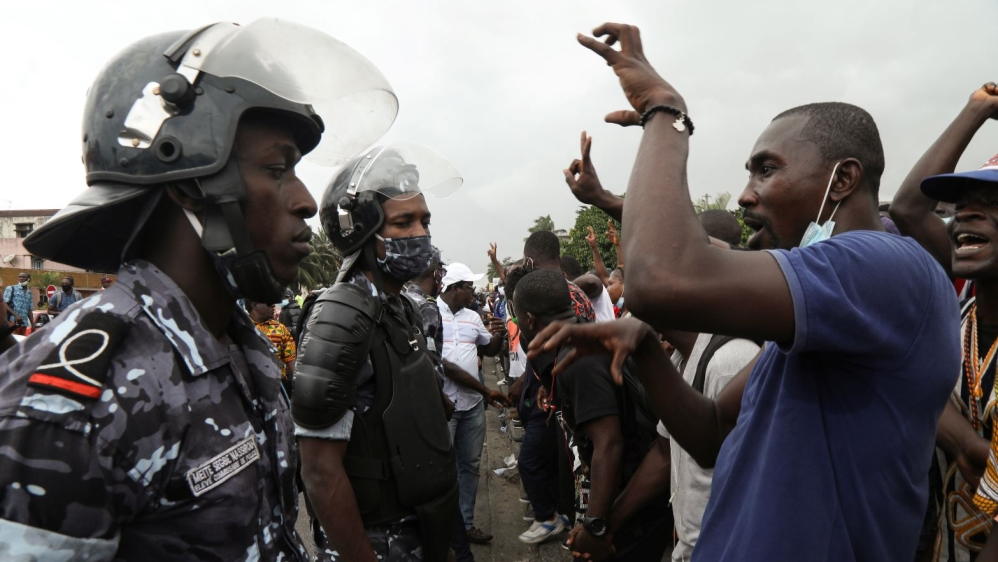 Ivory Coast on edge as high-stakes election looms