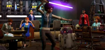New Patch Available For The Sims 4 Ahead Of The Star Wars: Journey To Batuu Game Pack