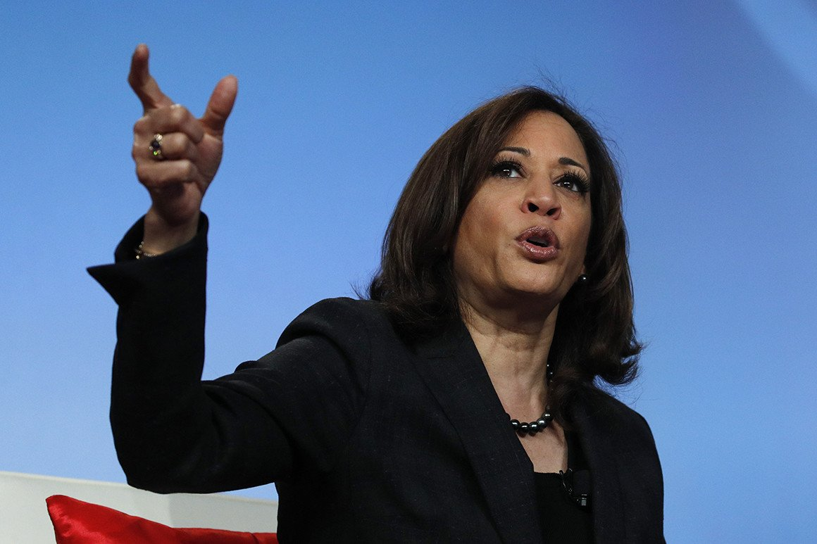 Kamala Harris Met With Jacob Blake's Family