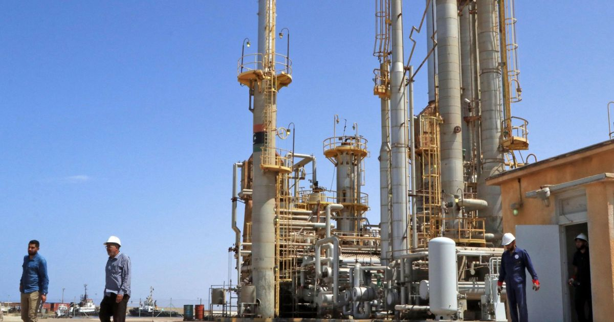False dawn or new day? Libya's oil industry restarts in parts