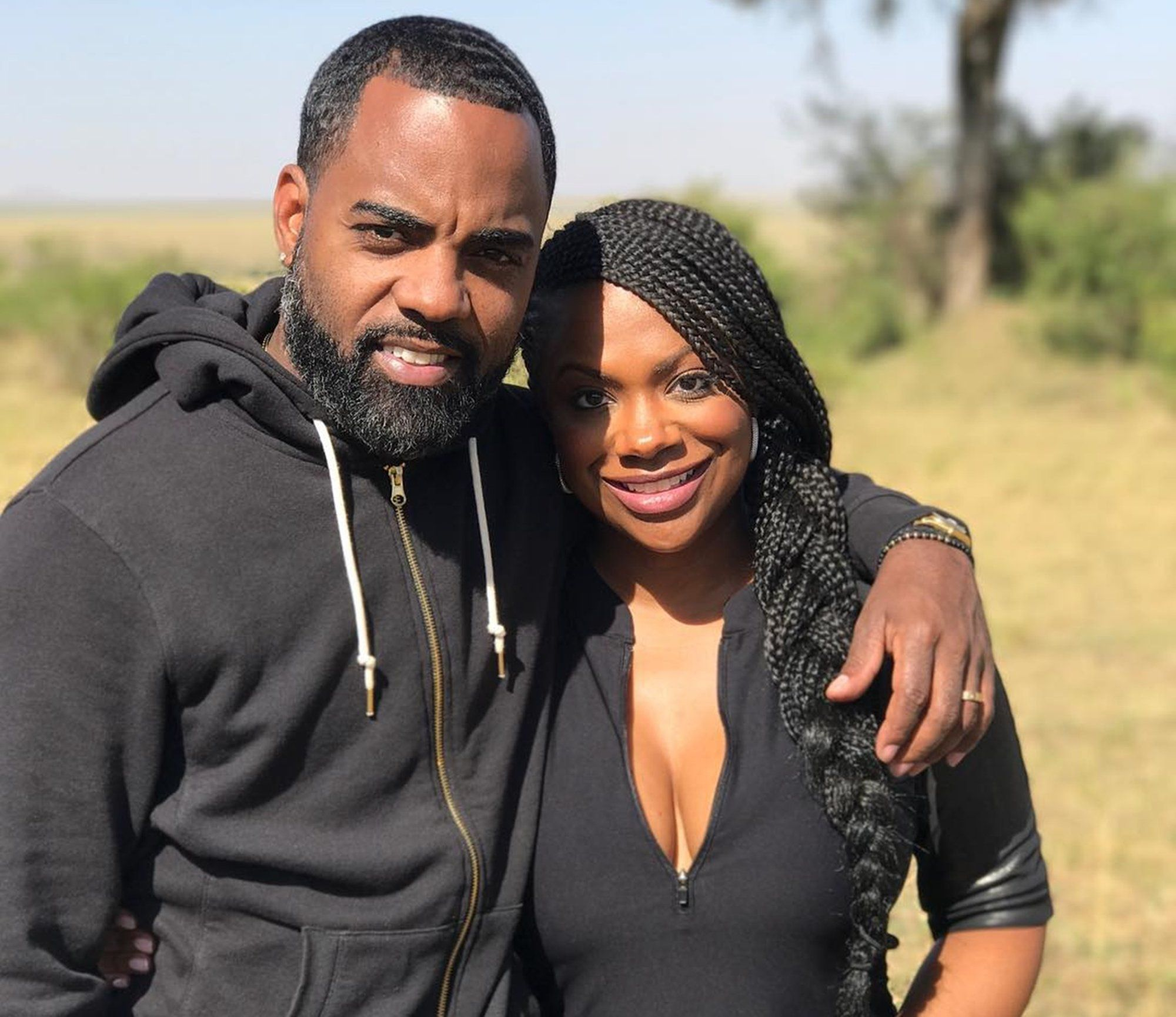 Kandi Burruss' Husband, Todd Tucker Offers His Gratitude To Fans