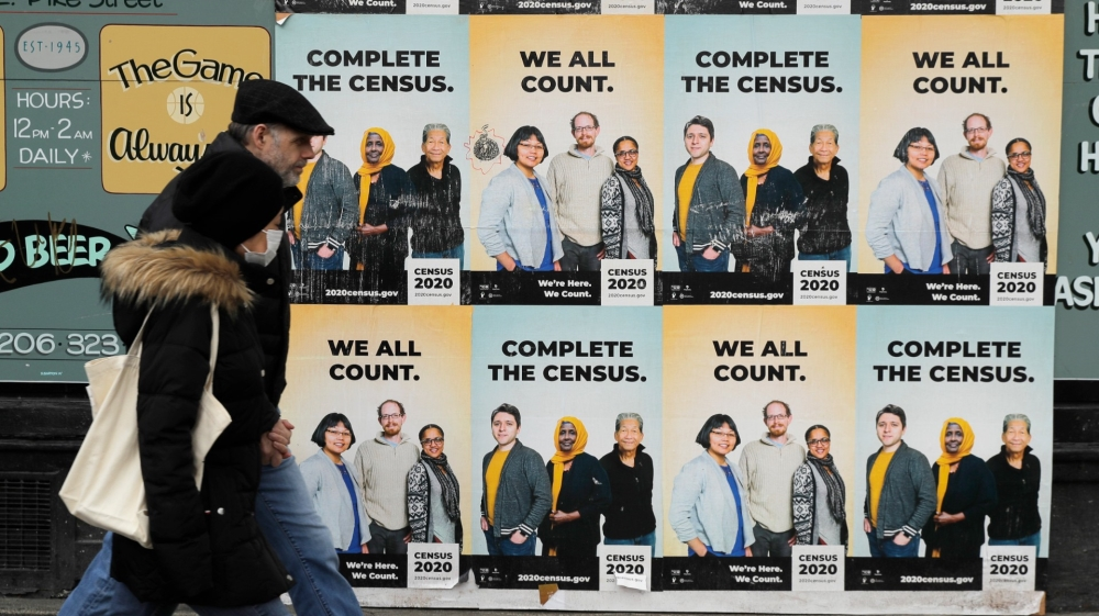 US court rejects Trump plan to leave many immigrants off census