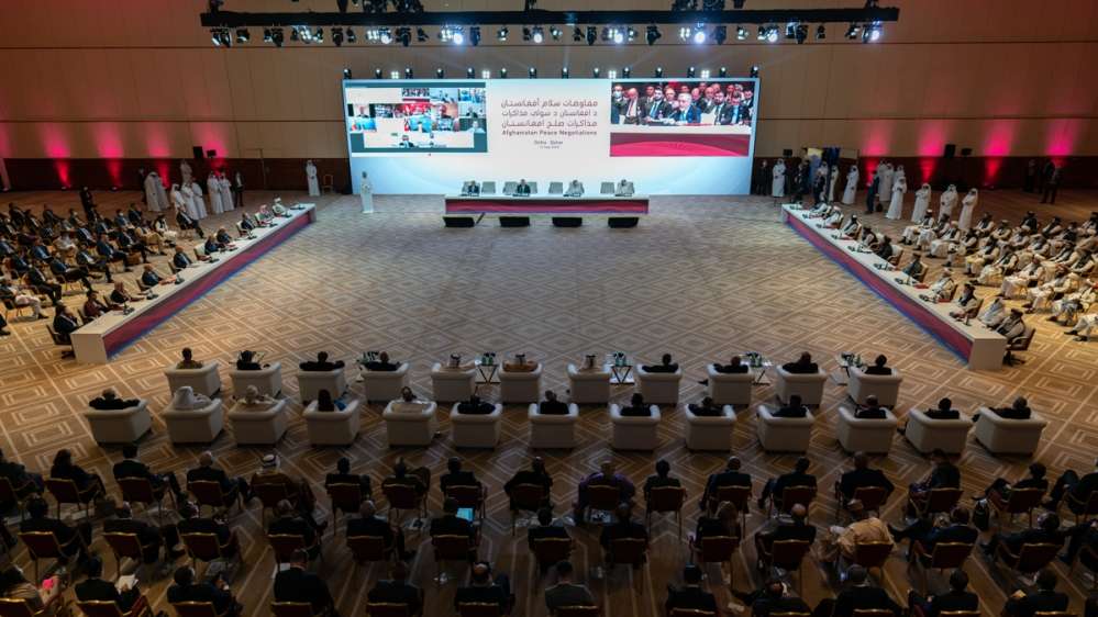 In Pictures: Historic intra-Afghan talks formally launch in Qatar