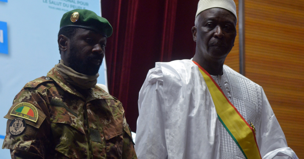 ECOWAS to uphold Mali sanctions until civilian PM appointed