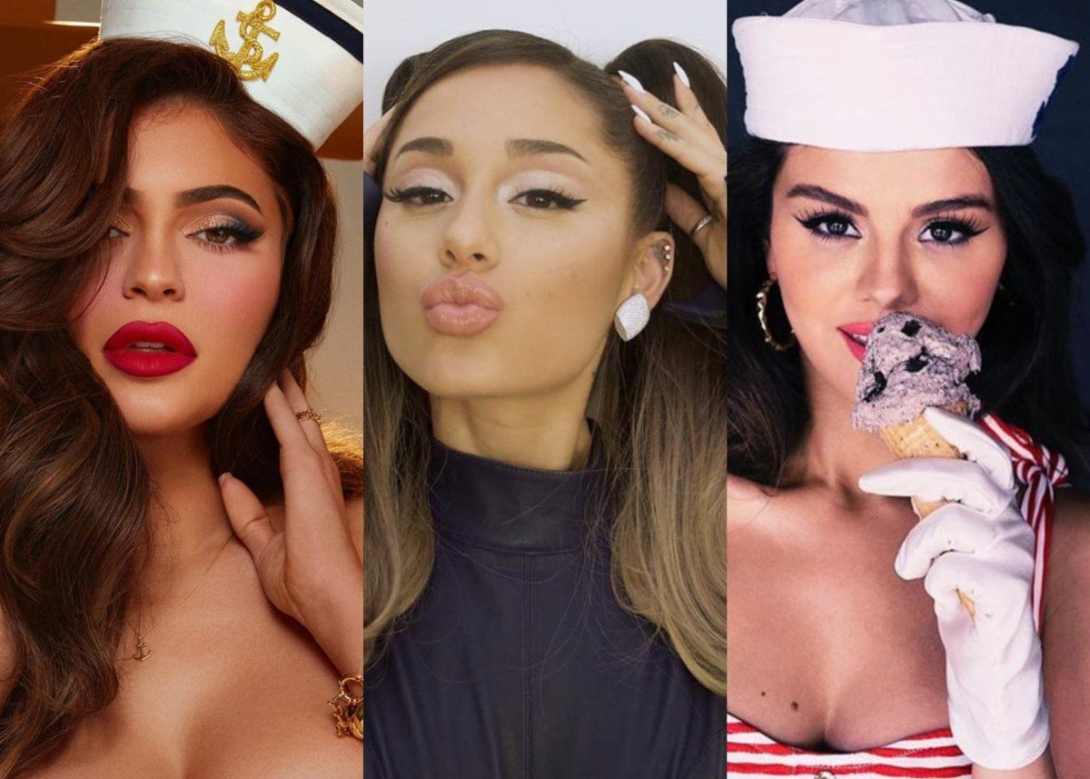 Kylie Jenner And Selena Gomez Compete With Each Other To Claim The Next 200 Million Instagram Followers' Spot Following Ariana Grande