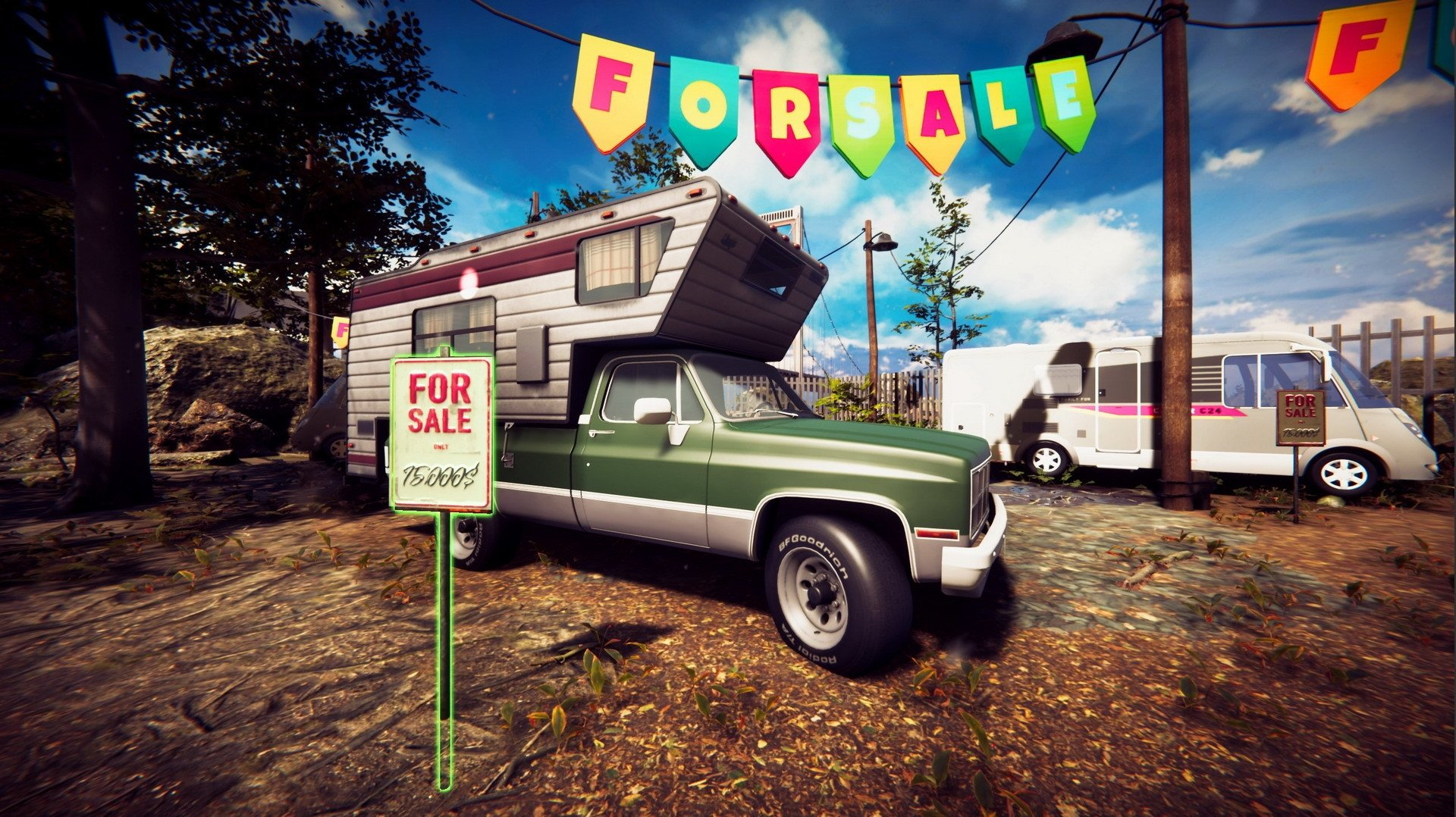 Revamp An RV In Story-Driven Simulator Camper Flipper Next Year