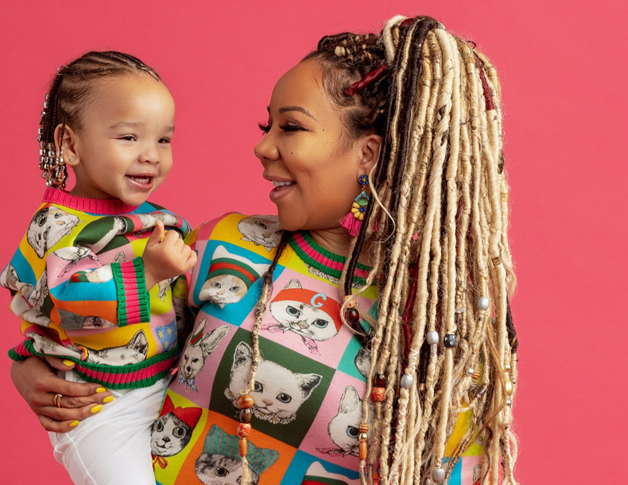 Heiress Harris Is Tiny Harris' Little Dance Machine – See This Sweet Video
