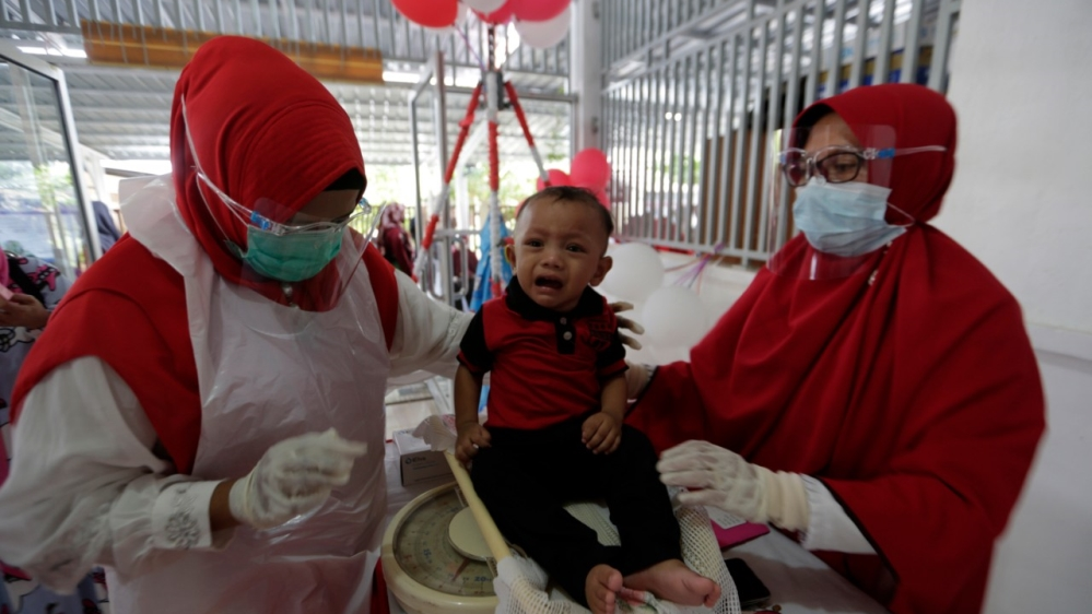 Coronavirus pandemic hurting efforts to curb child mortality: UN