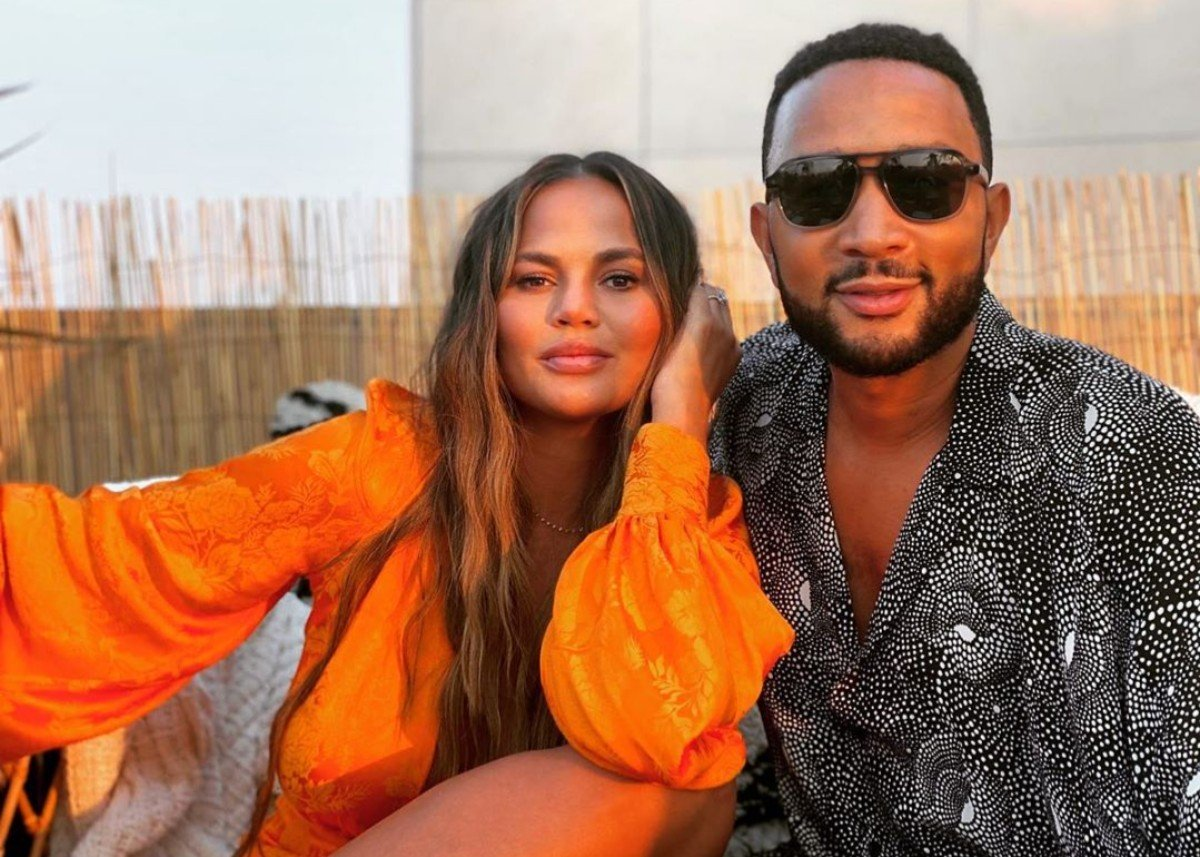 Chrissy Teigen Put On Bed Rest After She Says She Was Spotting