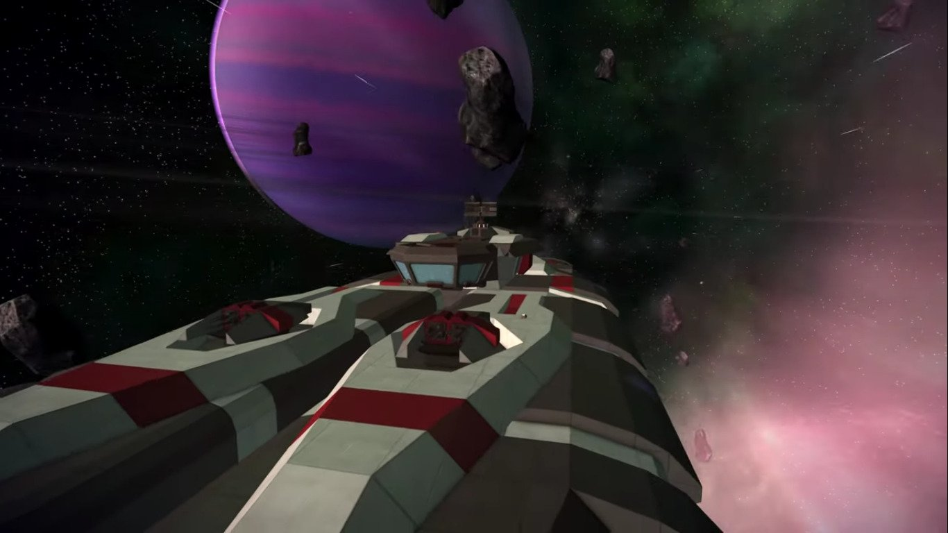 Interstellar Rift Is A Unique Space Adventure That Has Just Left Early Access