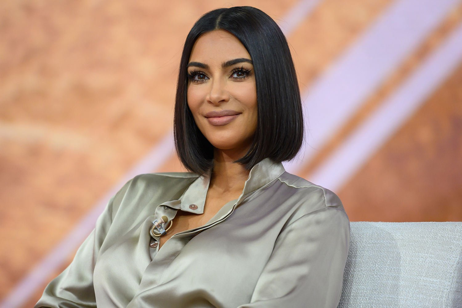 Kim Kardashian Addresses The Six Toes Issue – See The Clip