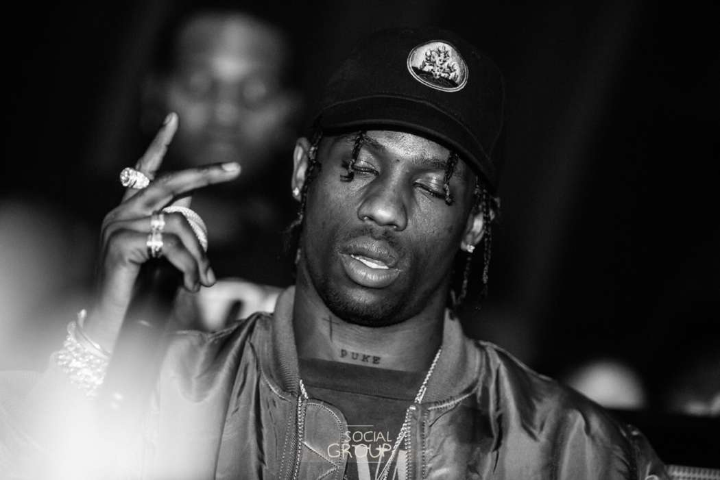 Travis Scott Was Reportedly Talked Out Of A Project By Kanye West DJ Drama Claims
