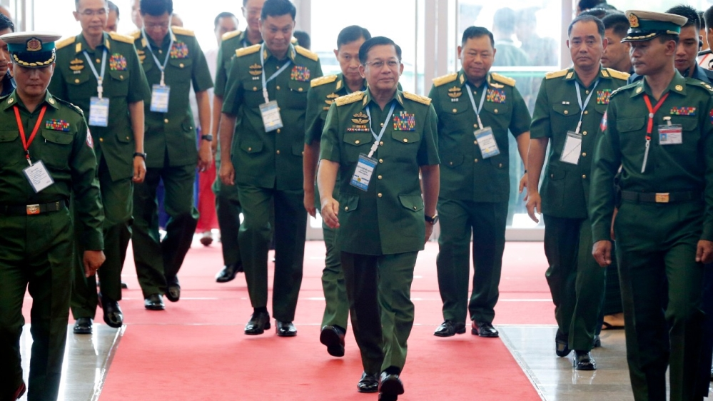 Myanmar military gets billions from profitable business: Amnesty