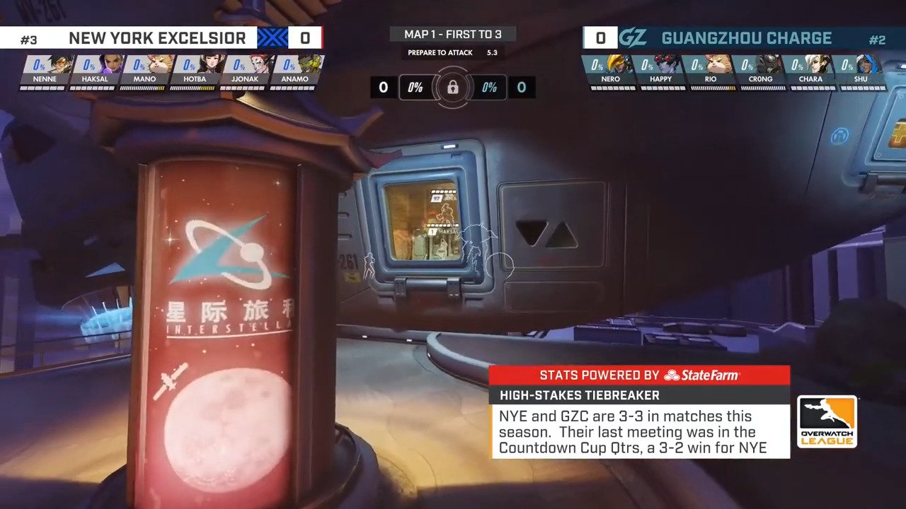 Overwatch League – Losers Semi-Finals Puts NYXL Against The Guangzhou Charge