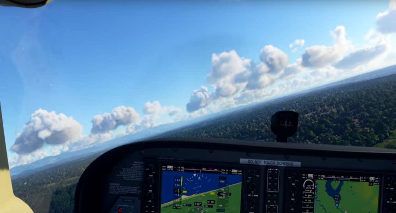 Microsoft Flight Simulator Just Received Its First Major Update