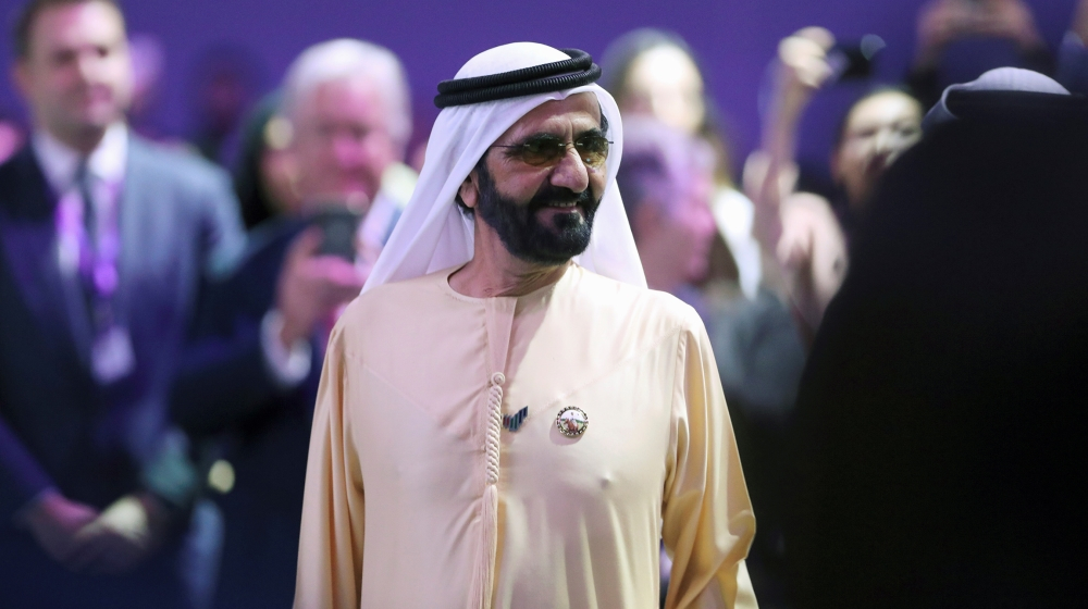 UAE to launch spacecraft to moon in 2024, tweets PM