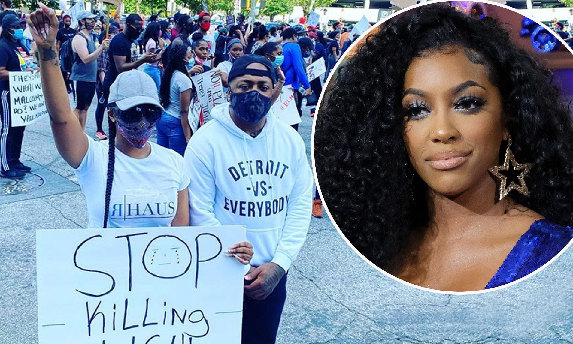 Porsha Williams Updates Fans On The Case Of Breonna Taylor