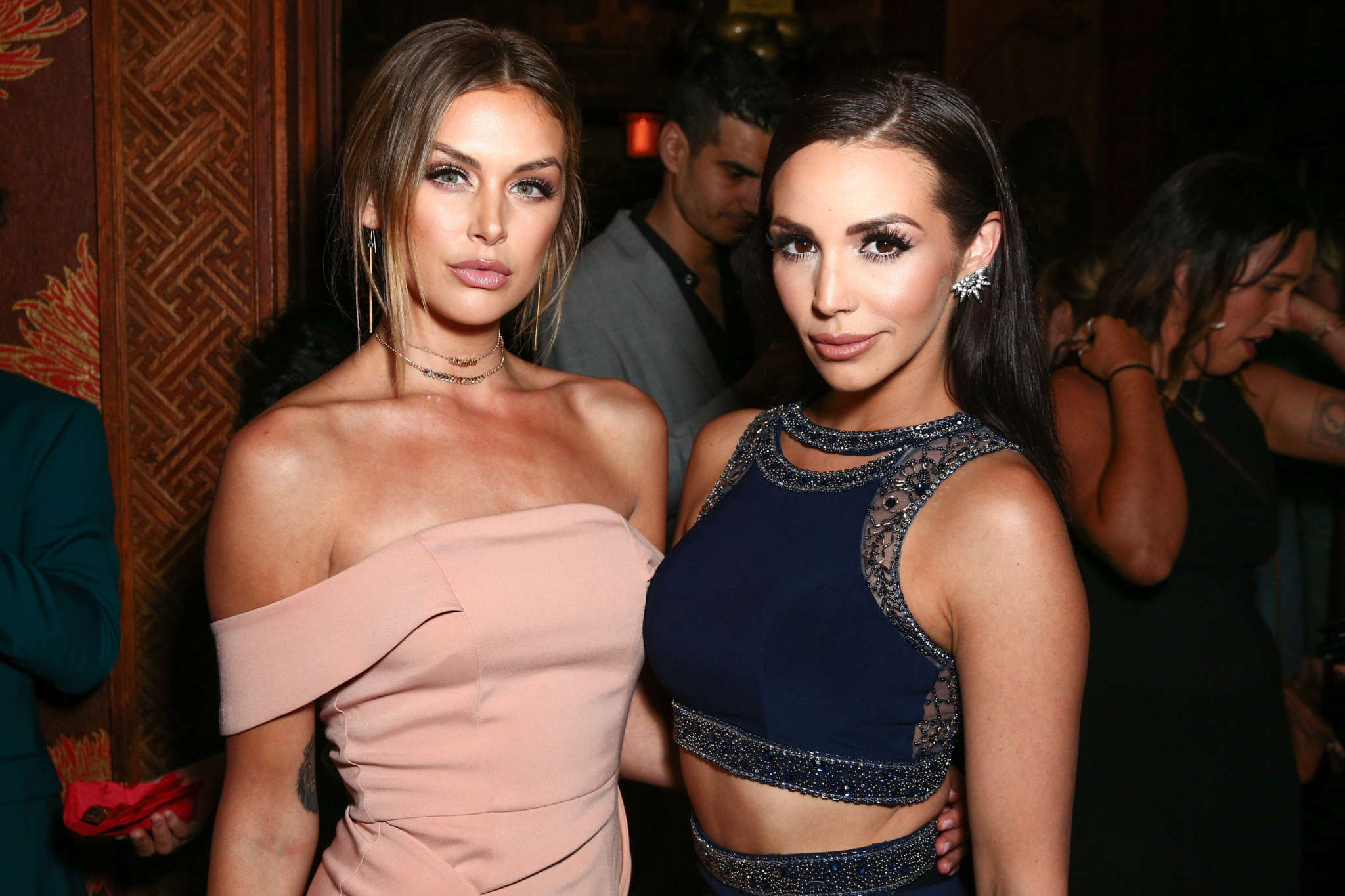 Scheana Shay Talks Broken Friendship With Lala Kent And Reveals They Haven't Talked!