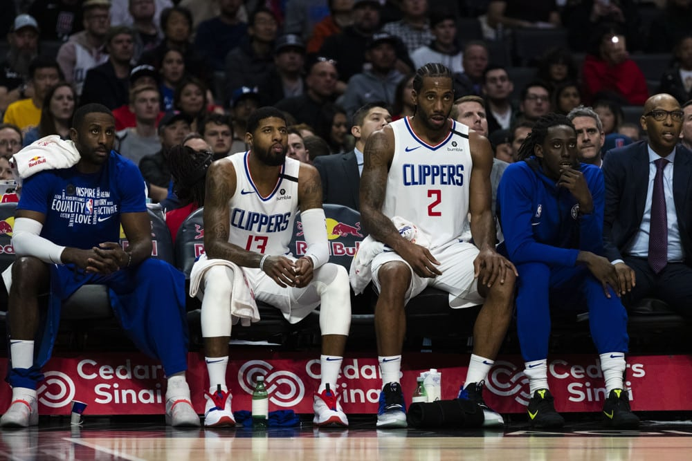 Kawhi Dominates, LA Clippers' Ferocious Defense Routs Denver Nuggets, 96-85