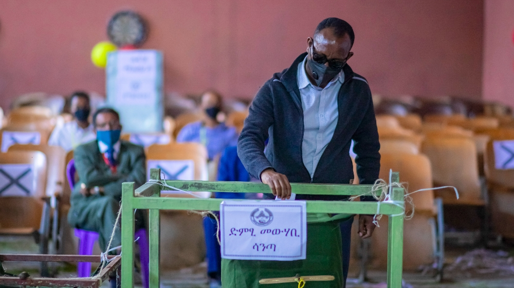 Governing party in Ethiopia's Tigray sweeps regional polls