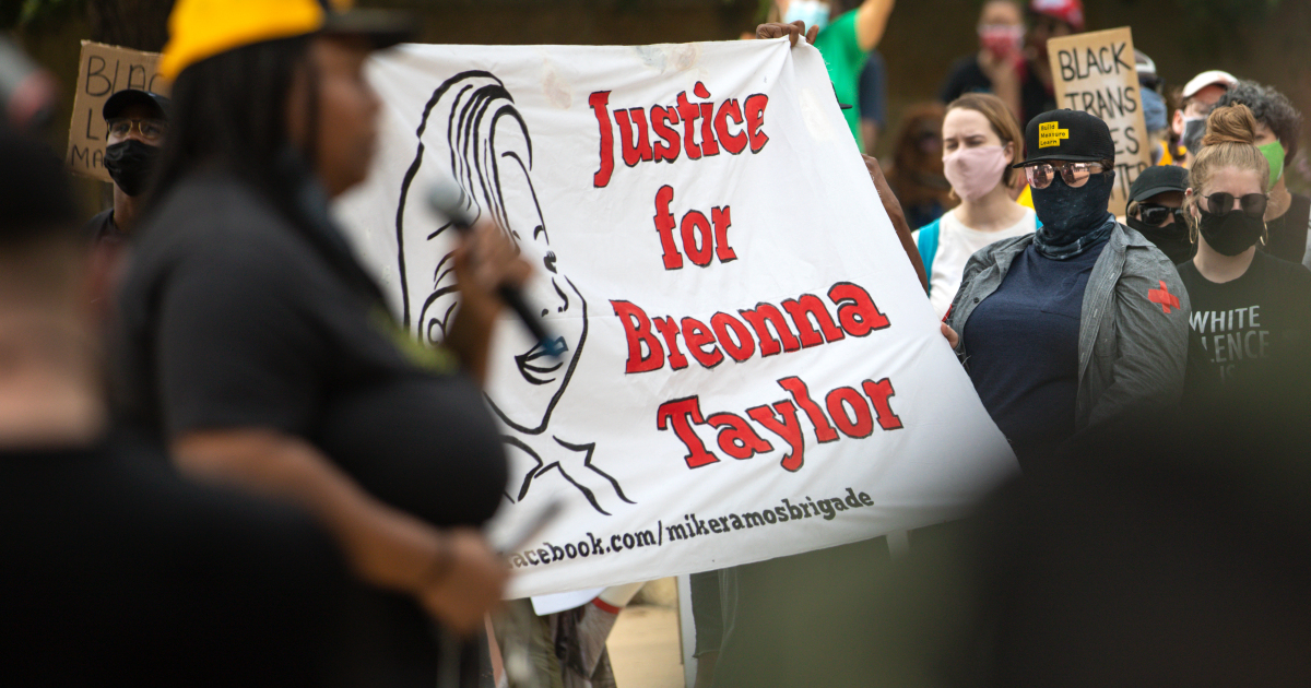 Kentucky grand jury indicts officer in Breonna Taylor shooting