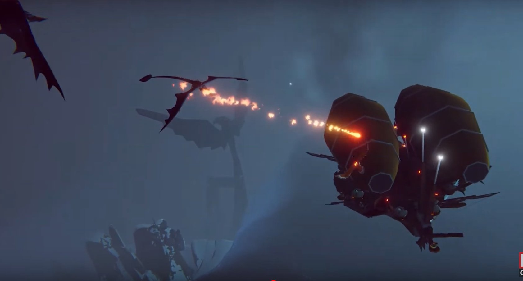 The Open-World Air Combat Game The Falconeer Is Launching November 10
