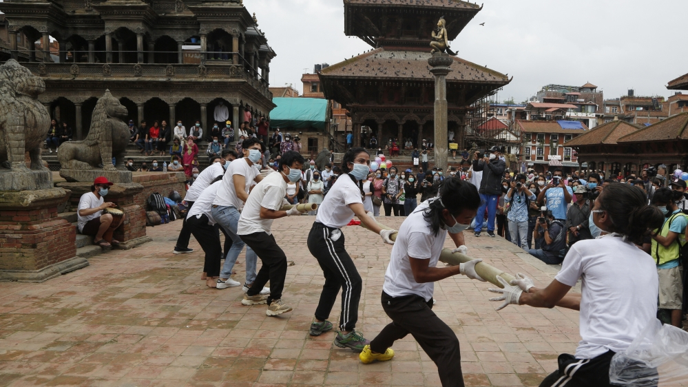 How a high school dropout forced Nepal gov't to act on pandemic
