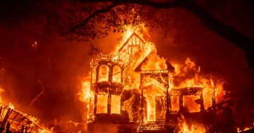 California wine country ablaze as new wildfires force evacuations