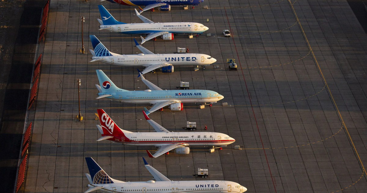 Hello skies: Boeing's 737 MAX return to air gets boost in Europe
