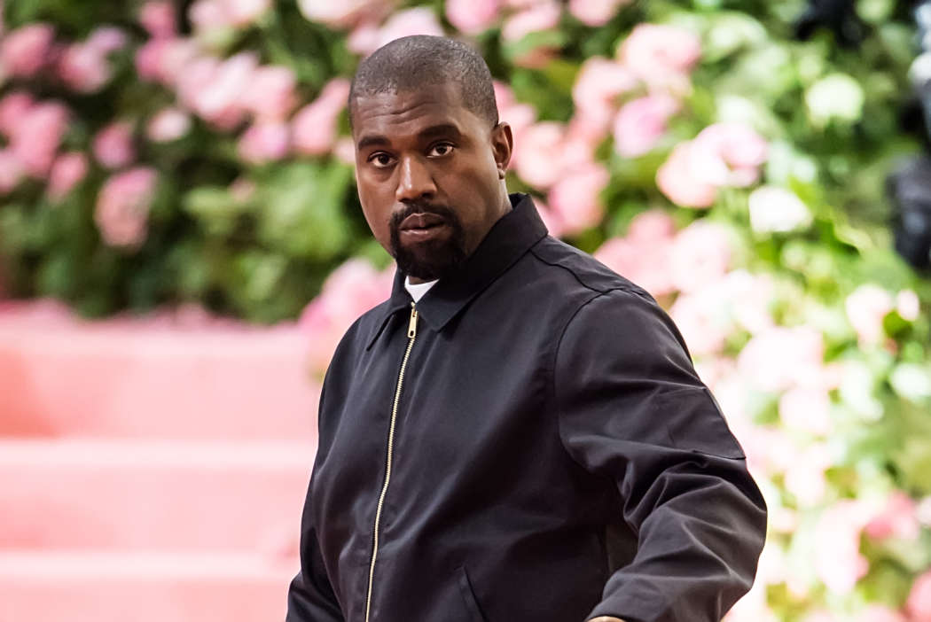 Kanye West Tosses Grammy Award In The Toilet And Pees On It In New Twitter Video