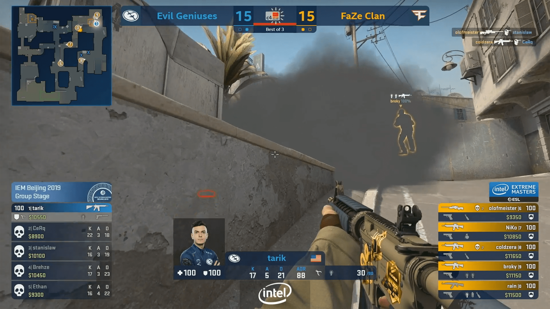 CS:GO – ESIC Exponentially Open Inquiry Into 25,000 Matches For Coach Spectating Bug