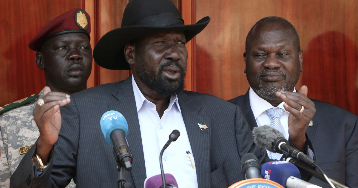 South Sudan government figures embezzled $36m: UN panel