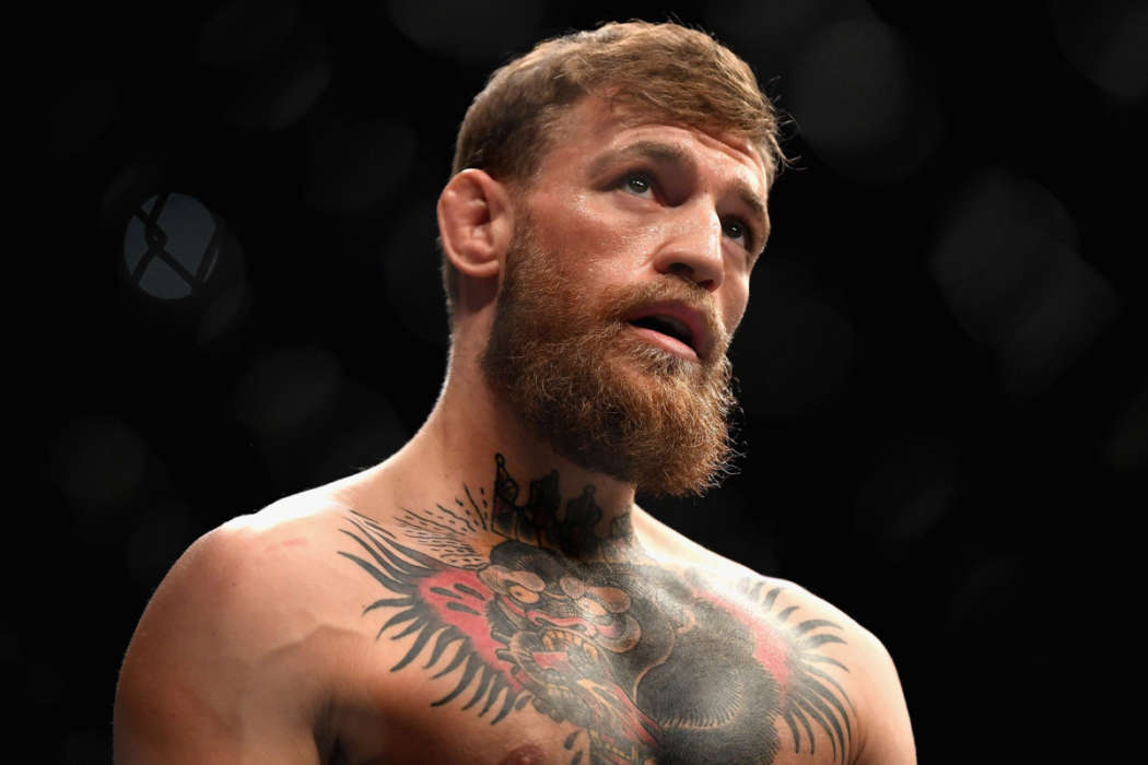 Conor McGregor Booked By The Police On Sexual Assault And Exhibition Charges