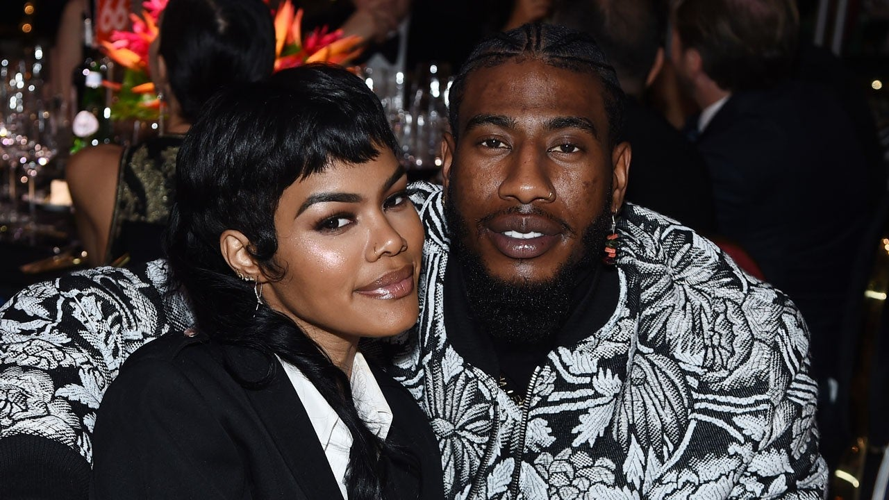 Teyana Taylor And Iman Shumpert Are Officially Parents Of Two After She Gives Birth In Their Bathroom – Check Out This Adorable Clip Of The Newborn!